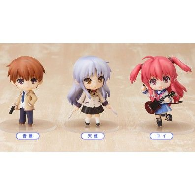 Nendoroid Petite: Angel Beats Set 02