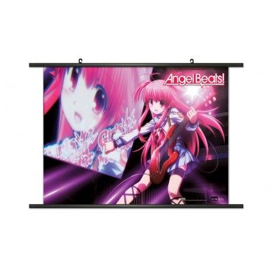 Angel Beats Yui Wallscroll