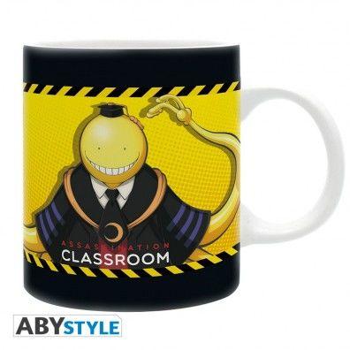 Assassination Classroom - Koro sensei VS pupils mug