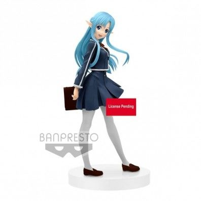 Sword Art Online - Asuna - EXQ Figure - School Uniform