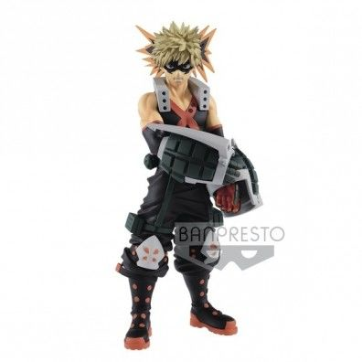 Boku no Hero Academia - Bakugou Katsuki - Age of Heroes PVC Figure