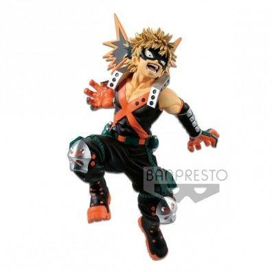 Boku no Hero Academia - Bakugou Katsuki - King of Artist PVC Figure