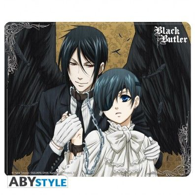 Black Butler Mousepad