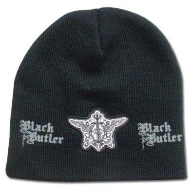 Black Butler Phantomhive Emblem Beanie