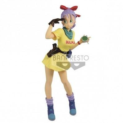 Dragon Ball - Bulma - Glitter & Glamours - III PVC Figure (B)
