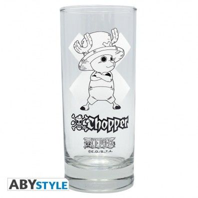 Chopper glas