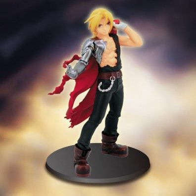 Edward Elric - Special PVC Figure