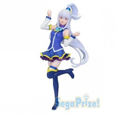 Re:Zero kara Hajimeru Isekai Seikatsu - Emilia - LPM Figure - Aqua ver.