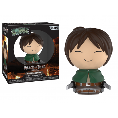 Funko Dorbz: Attack on Titan - Eren Jaeger