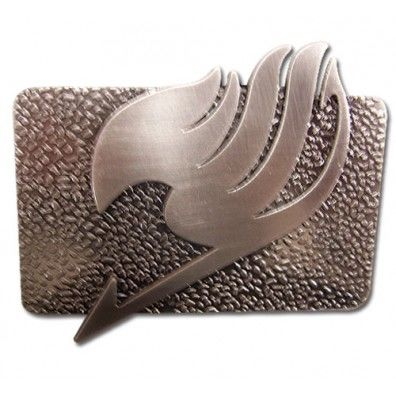 Fairy Tail Guild Symbol Belt Buckle