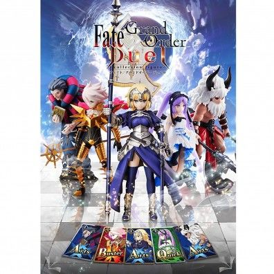 Fate/Grand Order Duel -collection figure- Vol 2