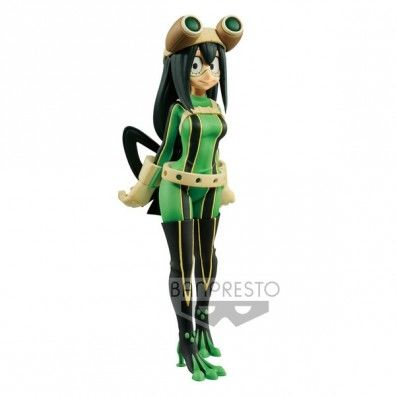 Boku no Hero Academia - Asui Tsuyu - Age of Heroes PVC Figure