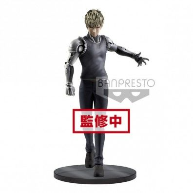 One Punch Man - Genos - DXF Figure