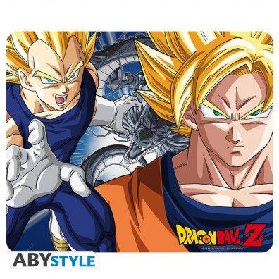 Goku & Vegeta Mousepad