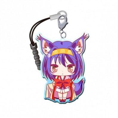 Hatsuse Izuna metal charm strap