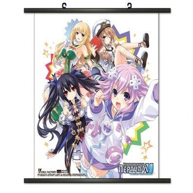 Hyperdimension Neptunia Wallscroll 09