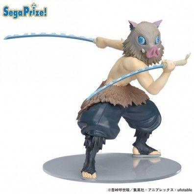 Kimetsu no Yaiba - Hashibira Inosuke - SPM Figure