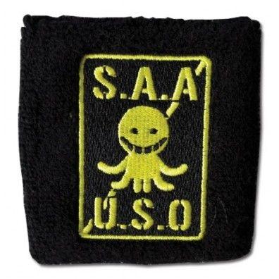 Assassination Classroom - S.A.A.U.S.O. Sweatband