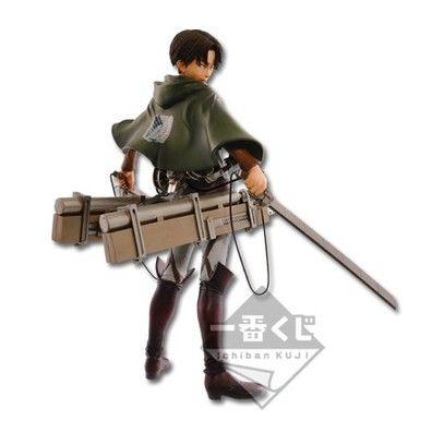 Ichiban Kuji Shingeki no Kyojin ~Kuji Dakkan Sakusen~: Levi