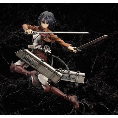 Attack on Titan - Mikasa Ackerman 1/8th scale figure