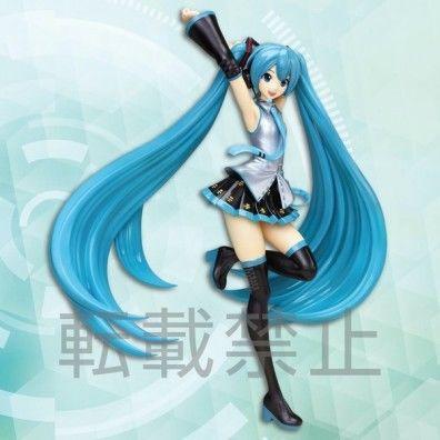 Hatsune Miku -Project DIVA- Arcade Future Tone - Hatsune Miku - SPM Figure - Diva 10th Anniversary