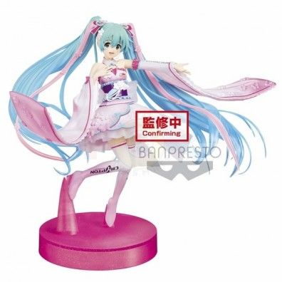 GOOD SMILE Racing - Hatsune Miku - Espresto - Racing 2019 Ver. PVC Figure