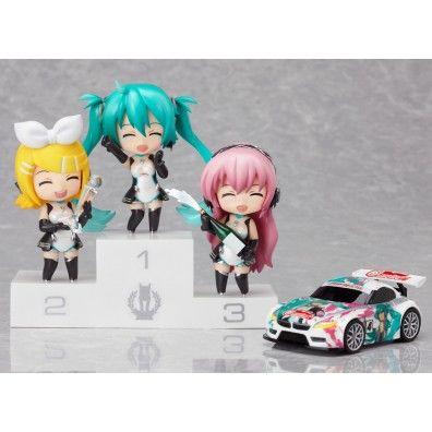 Nendoroid Petite: Racing Miku Set 2011 Ver.