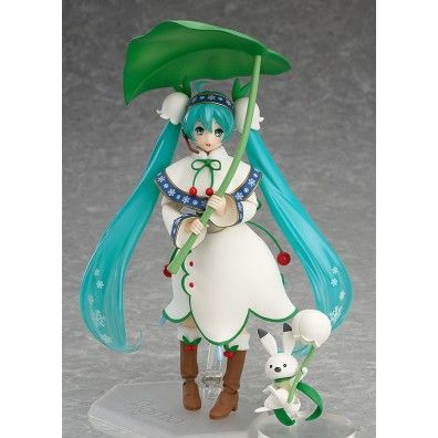 FIGMA - Snow Miku: Snow Bell ver. (WonFes 2015 limited)