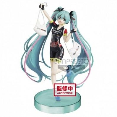 GOOD SMILE Racing - Hatsune Miku - Espresto - TeamUKYO Support ver. PVC Figure