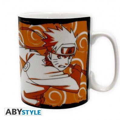 Naruto & Sasuke Mug