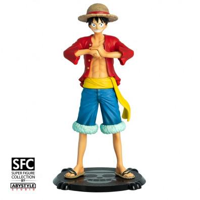 "One Piece - ""Monkey D. Luffy"" PVC Figure"