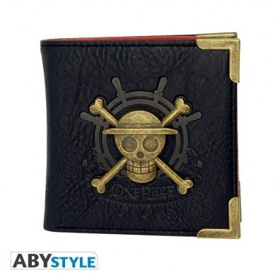 "One Piece - Premium Wallet ""Skull"""