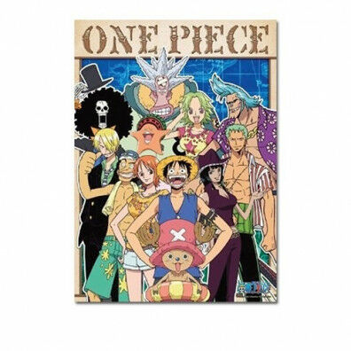 One Piece - New Sabaody Archipelago Arc Puzzle