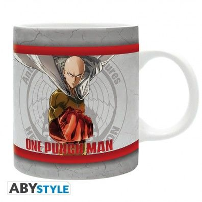One Punch Man Heroes Mug