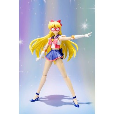 Sailor Moon S.H. Figuarts Action Figure Sailor V 14 cm