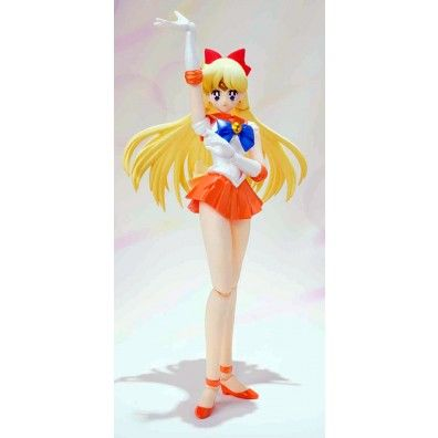 Sailor Moon S.H. Figuarts Action Figure Sailor Venus 14 cm