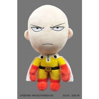 Saitama Angry ver. plush