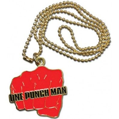 One-Punch Man - Saitama's Fist Necklace