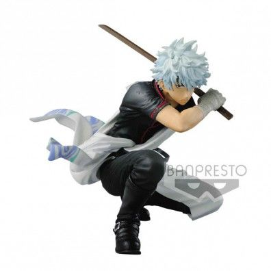 Sakata Gintoki - King of Artist PVC Figure