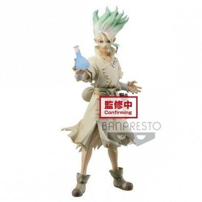 Dr. Stone - Senkuu - FIGURE of STONE WORLD - Kingdom of Science PVC Figure