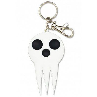 Shinigami Sama Skull Keychain