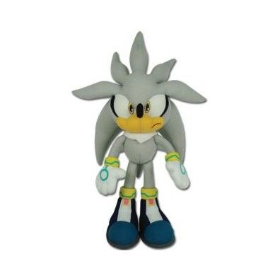 Sonic Classic: Silver Sonic knuffel