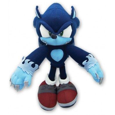 Sonic Classic: Sonic Werehog Plush