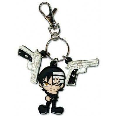 Death the Kid Key Chain