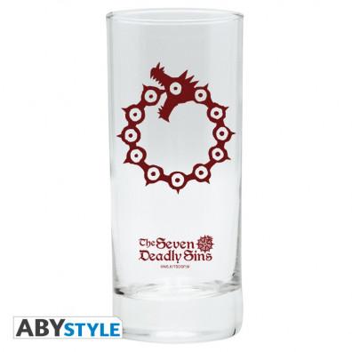 "The Seven Deadly Sin - Glass ""Emblem"""