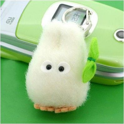Totoro small keychain