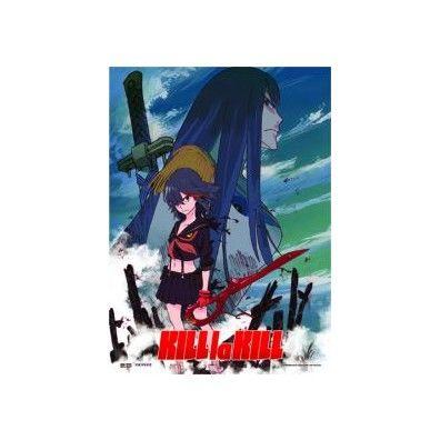 Kill la Kill - Ryuko & Satsuki Wall Scroll