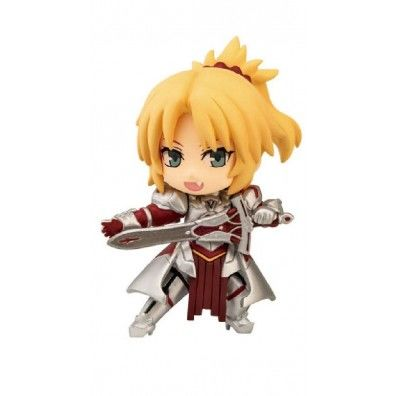 Fate/Apocrypha Toy'sworks Collection Niitengo Premium PVC Statue Saber of Red 7 cm
