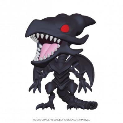 Yu-Gi-Oh! Pop! Animation Vinyl Figure Red-Eyes Black Dragon