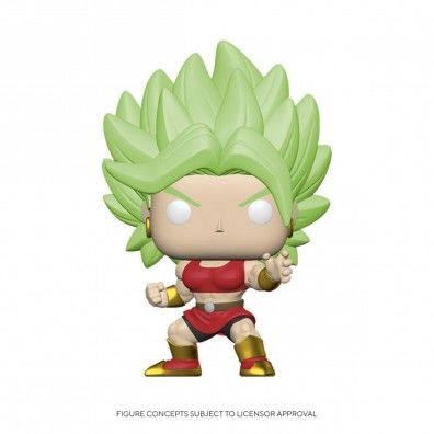 Dragon Ball Super Super Saiyan Kale Pop! Vinyl Figure